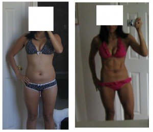 After 7 Weeks On The Rapid Fat Loss Plan