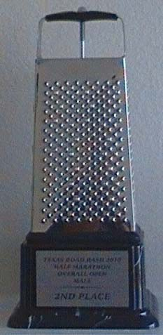 It's a cheese grater