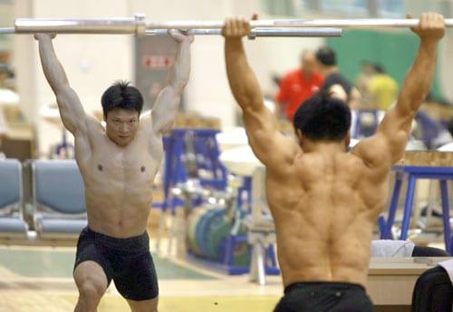 ウエイトトレだけしてると使えない筋肉がつく8 [転載禁止]©2ch.net YouTube動画>49本 ->画像>30枚