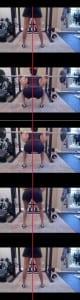 Squat picture series
