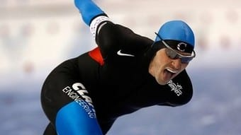Chad Hedrick: Long Track Speed Skater