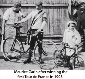 1903 Winner Tour De France