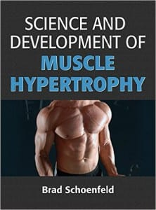 Science and Development of Muscle Hypertrophy Book Cover